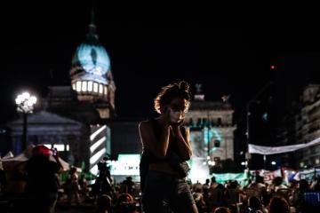 Argentina legalises abortion