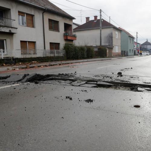 New earthquake of magnitude 4 registered in Croatia