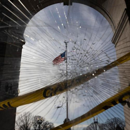 Biden's global leadership ambitions complicated by U.S. Capitol riot
