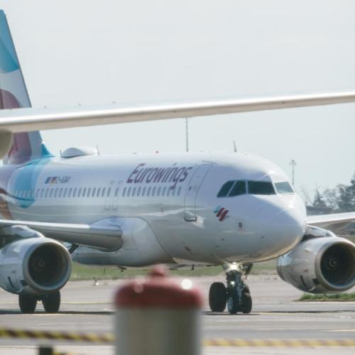 Lufthansa reaches deal with Eurowings on jobs
