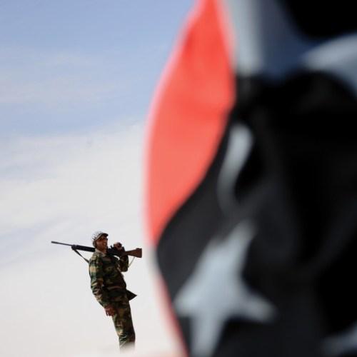 Sit-in by guards at Libya's Hariga oil port blocks loading