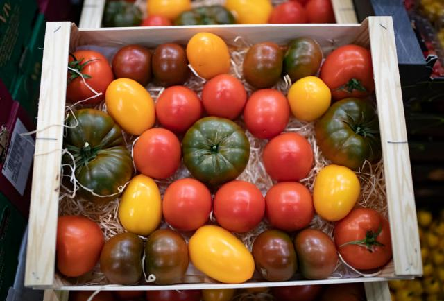 World food price index rises for seventh month running in Dec -FAO