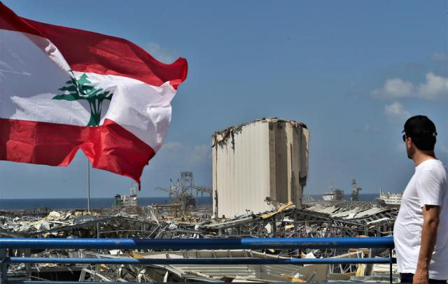 UK-registered firm possibly linked to Beirut blast