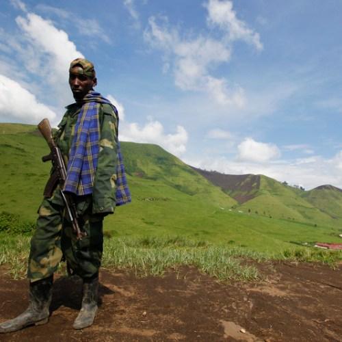Brutal massacre by rebels in eastern Congo