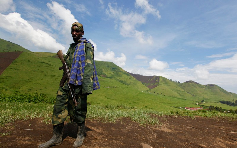 Suspected Islamists kill 22 with knives, machetes in eastern Congo