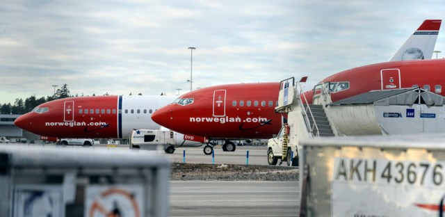 Norwegian Air to get financial backing from government