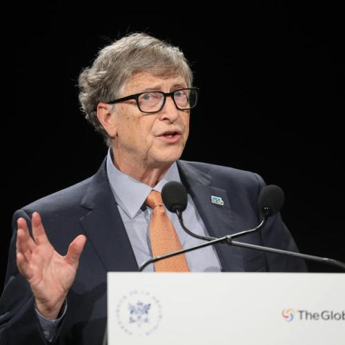 Bill Gates warns that manufacturing could challenge climate goals