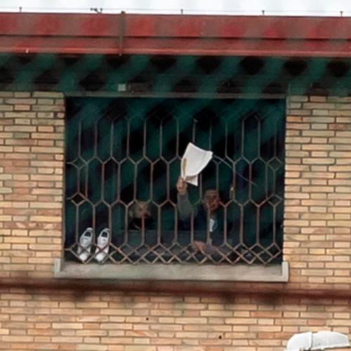 Prisioner on the run in Rome after escaping Rebibbia prison