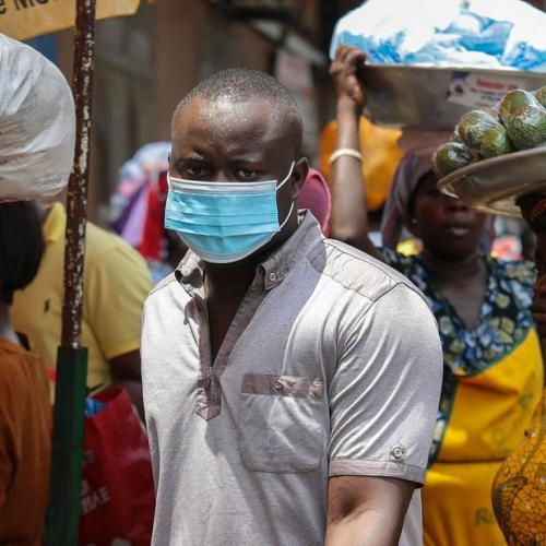 Ghana's COVID-19 infections skyrocketing and threatening to overwhelm the health system