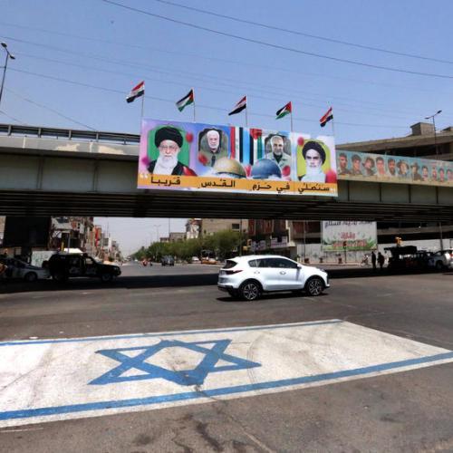 "Israel dismisses ""nonsense"" Iran charge it seeks to trick U.S. into war"