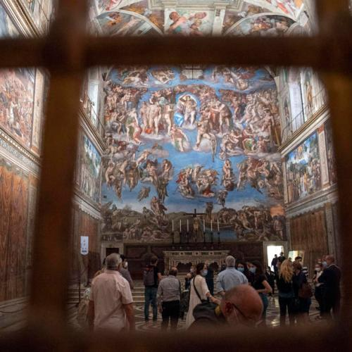 Coronavirus forces cancellation of papal baptisms in Sistine Chapel