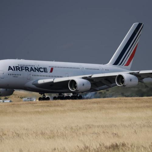 Air France still at risk of disappearing – finance minister