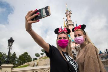 Disneyland Paris to re-open on June 17