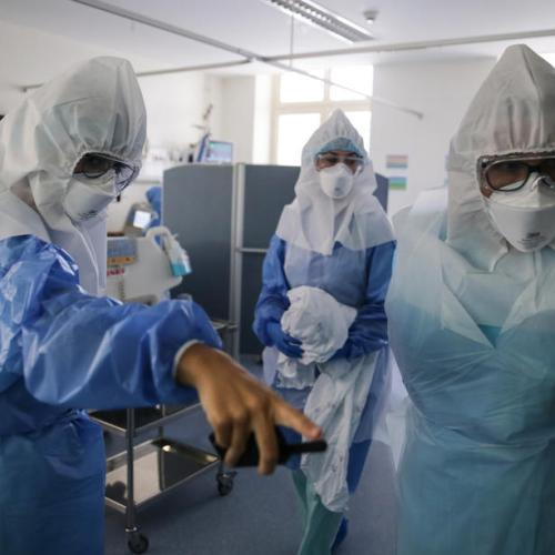 Portugal's health system on brink of collapse as COVID-19 cases surge