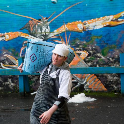 Scottish fishermen halt EU exports over Brexit delays