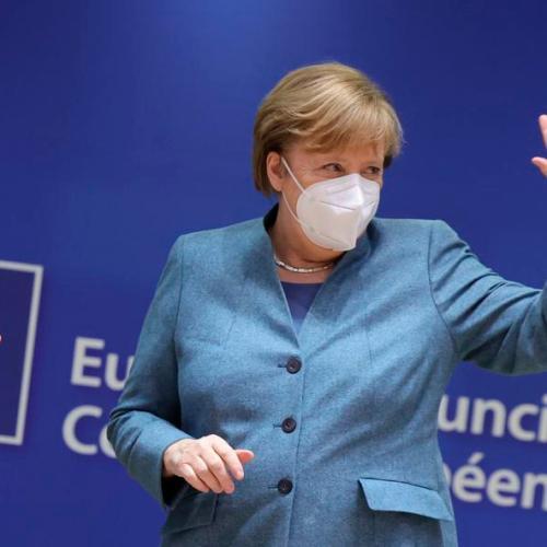 UPDATED: End of Merkel era begins as German CDU picks new party leader