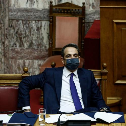 UPDATED: Greek PM reshuffles cabinet