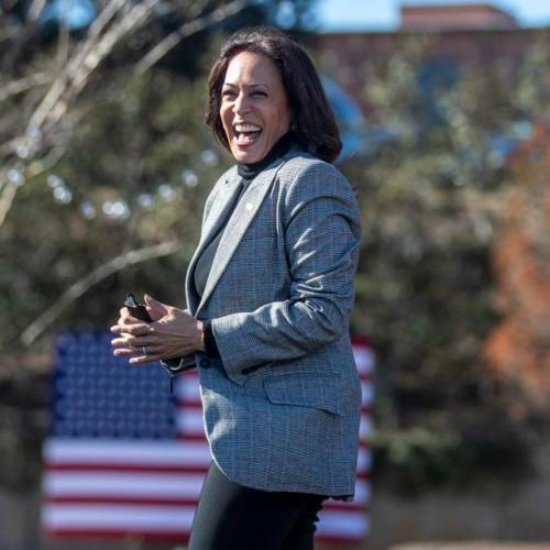 VP-Elect Harris to resign from Senate on Monday