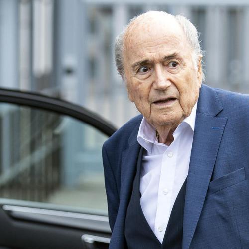Former FIFA President Sepp Blatter hospitalised as health worsens