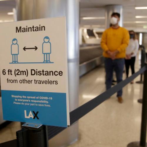 U.S. COVID-19 cases surpass 20 million as deaths mount