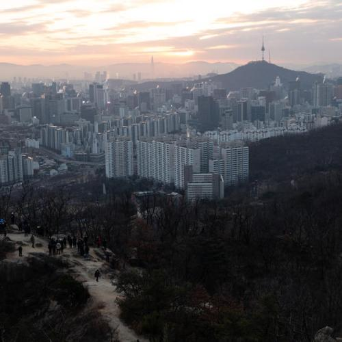 EPA's Eye in the Sky: Seoul, South Korea