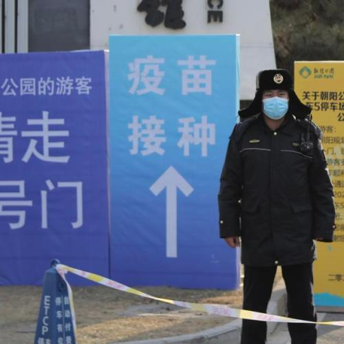 China steps up COVID restrictions near Beijing as local infections rise