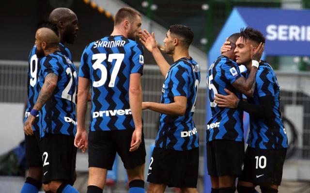 Conte wants more, despite Inter's 6-2 victory