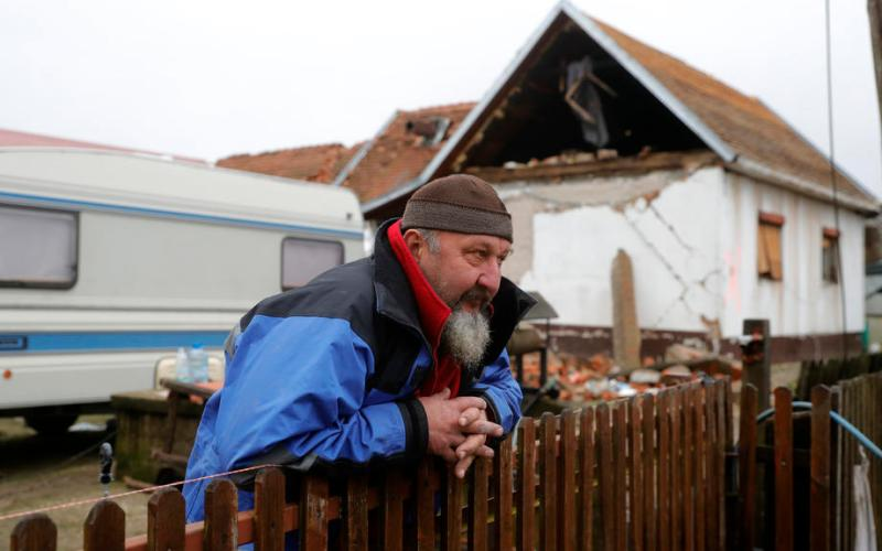 Croats caught between fear and funding woes after 2020 earthquakes
