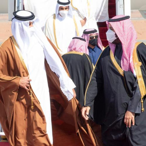 With eye on US ties, Saudi Arabia leads pack on Gulf detente