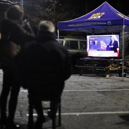 Georgia Senate races that will decide fate of Biden's agenda too close to call