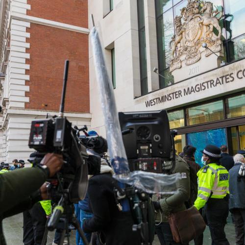 UPDATED: Wikileaks' Assange denied bail by London court