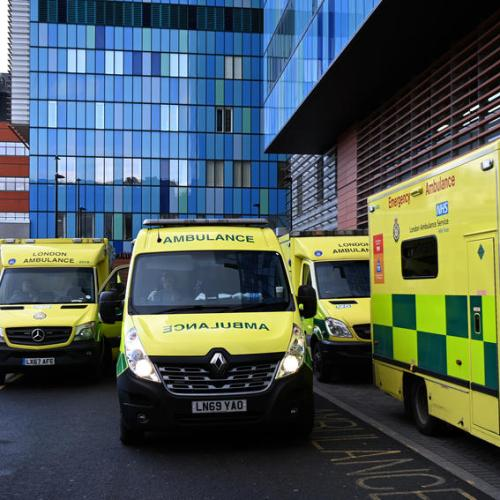 UK records 1,035 new COVID-19 deaths on Saturday