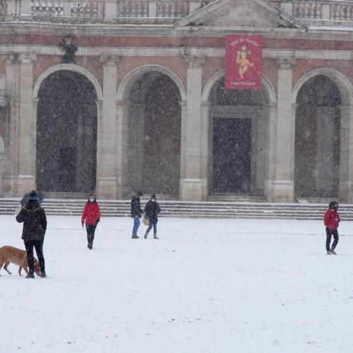 Spain records lowest temperature ever at -34C