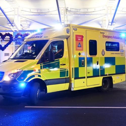 UK records highest daily death toll