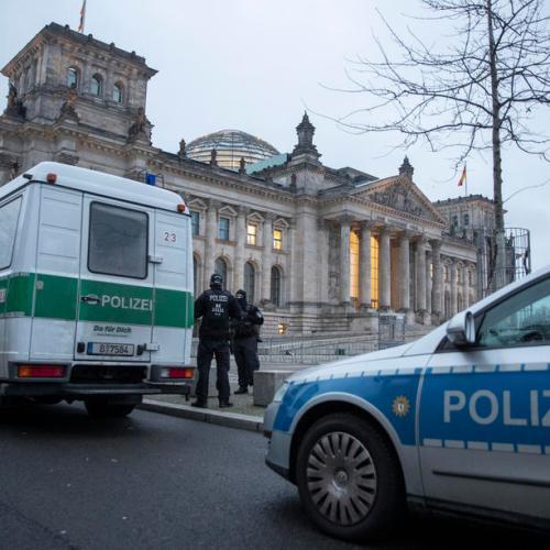 German parliament boosts security after U.S. Capitol riots