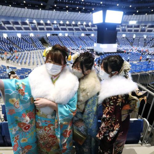 Photo Story: Coming of Age Day in Japan amid coronavirus pandemic