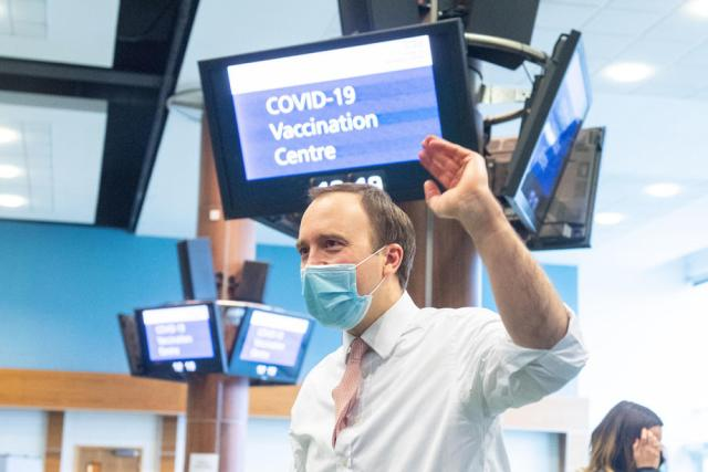 UK detects 77 cases of South African COVID variant, 9 of Brazilian