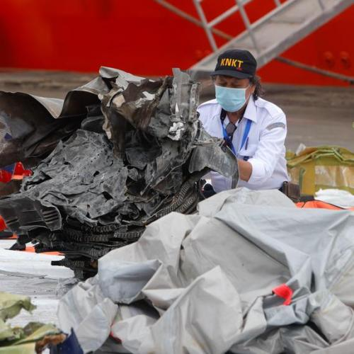 Indonesia says crashed Sriwijaya Air jet had passed airworthiness check