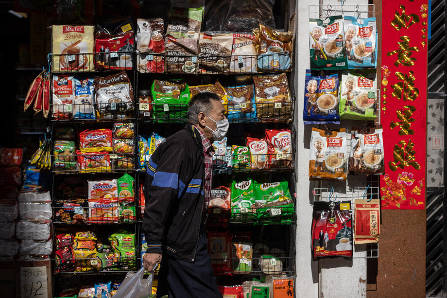 Photo Story: Daily life in Hong Kong's Yau Ma Tei district amid coronavirus pandemic