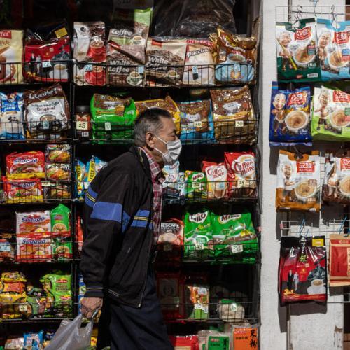 Photo Story: Daily life in Hong Kong's Yau Ma Tei district amid coronavirus pandemic