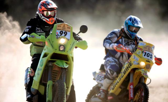 French biker Pierre Cherpin dies in Dakar rally crash