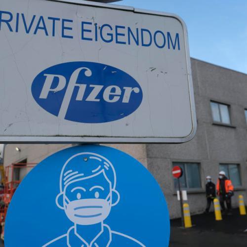 EU approves ramp-up of Pfizer vaccine manufacturing site in Belgium