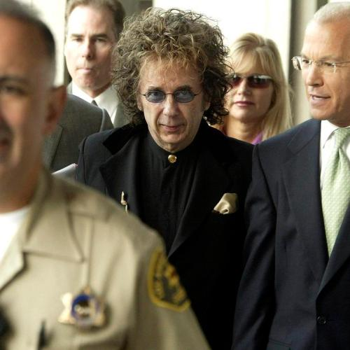 Disgraced music producer and killer Phil Spector dies at 81