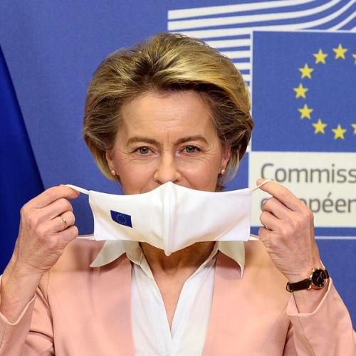 EU's von der Leyen defends vaccine strategy