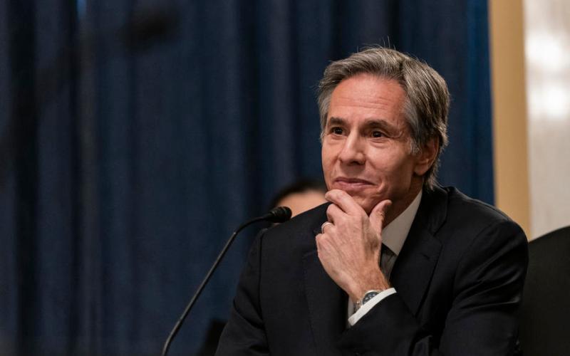 US Senate Committee greenlights Blinken as Secretary of State