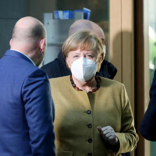 Mutation is a threat to COVID-19 containment efforts – Merkel