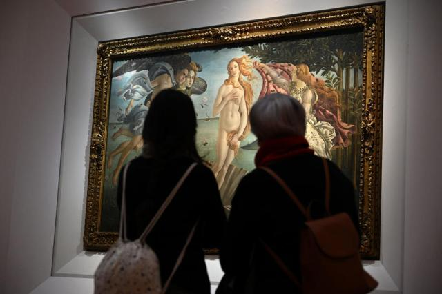 Photo Story: Italy's museums reopen again after COVID-19 closure