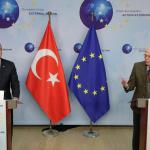 Turkey-EU ties on better footing, EU's Borrell says