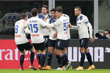 Atalanta clinch Champions League spot with 4 – 3 win over Genoa