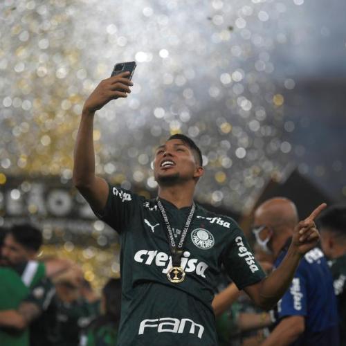 Palmeiras seal last-gasp Copa Libertadores triumph